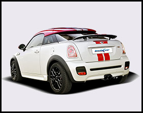 MINI COUPE COOPER S 1.6 TURBO (184CV) / J.WORKS (211CV) 2011--